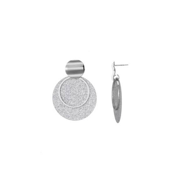 Bilde av 3612-R ørepynt silver